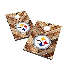NFL Pittsburgh Steelers Cornhole Bag Toss Set