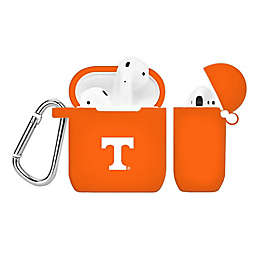 University of Tennessee Silicone Cover for Apple AirPods Charging Case in Orange