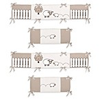 Sweet Jojo Designs Little Lamb Crib Bumper