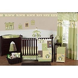 Sweet Jojo Designs Leap Frog Crib Bedding Collection