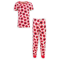 Touched by Nature® Poppy Organic Cotton Pajama