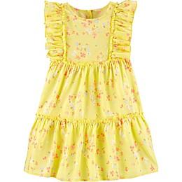 OshKosh B'gosh® Floral Dress in Yellow