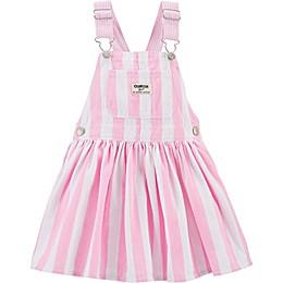 Osh Kosh B'gosh® Striped Jumper in Pink/White