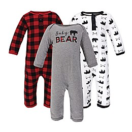 Little Treasure 3-Pack Coveralls
