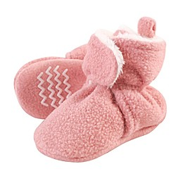 Hudson Baby® Sherpa Lined Scooties in Strawberry Pink