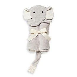 Elegant Baby® Elephant Bath Wrap Towel in Grey