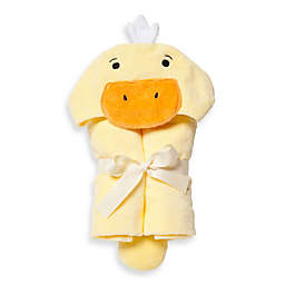 Elegant Baby® Ducky Bath Wrap Towel in Yellow