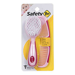 Safety 1st® Easy Grip Brush And Comb