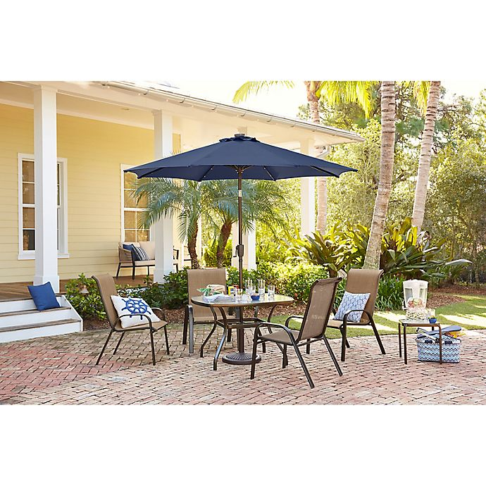 Alternate image 1 for Never Rust Aluminum Outdoor Furniture Collection