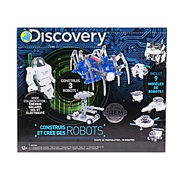 Discovery™ Build & Create Robotics Kit