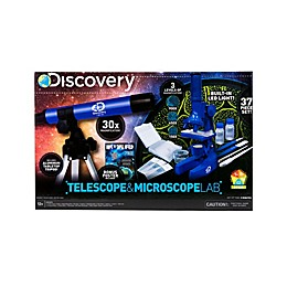 Discovery™ Telescope and Microscope Lab Set