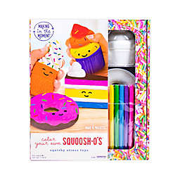 Making in the Moment™ Color Your Own Squoosh-O's™ Kit