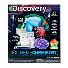 Discovery™ Extreme Chemistry Science Kit
