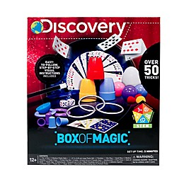 Discovery™ Box of Magic Set
