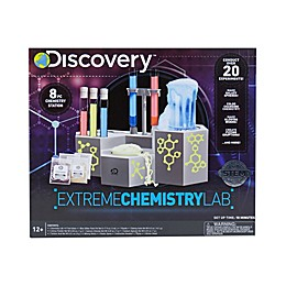 Discovery™ Extreme Chemistry Lab Science Kit