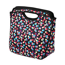 California Innovations Calista Neoprene Lunch Tote in Confetti