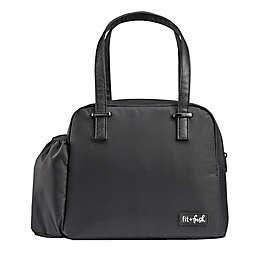 Fit & Fresh® Laketown 5-Piece Lunch Bag Set in Black