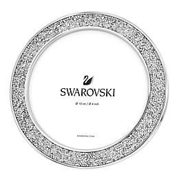 Swarovski® Minera 4-Inch Round Picture Frame