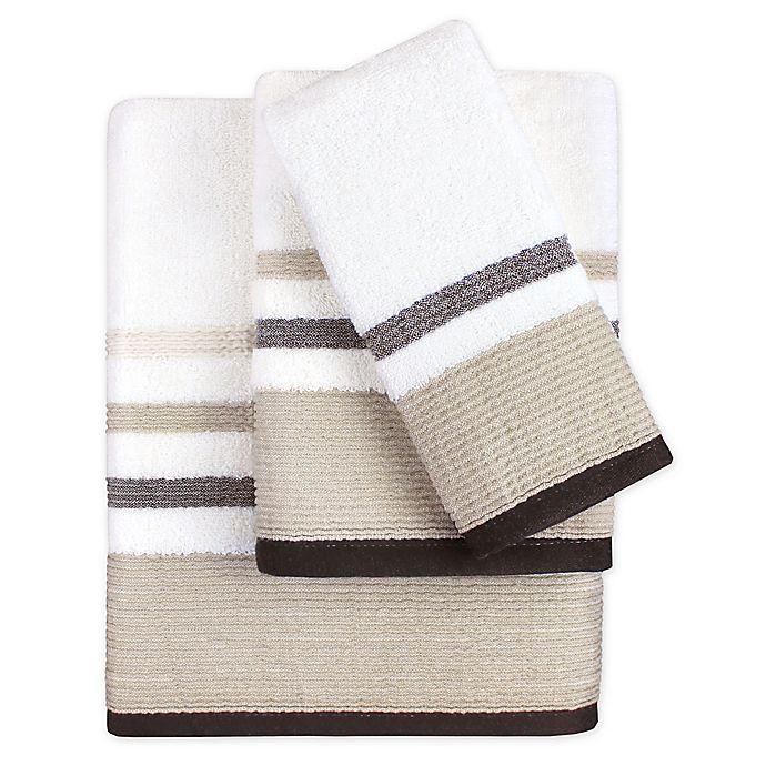 Alternate image 1 for Colordrift Selene Bath Towel Collection