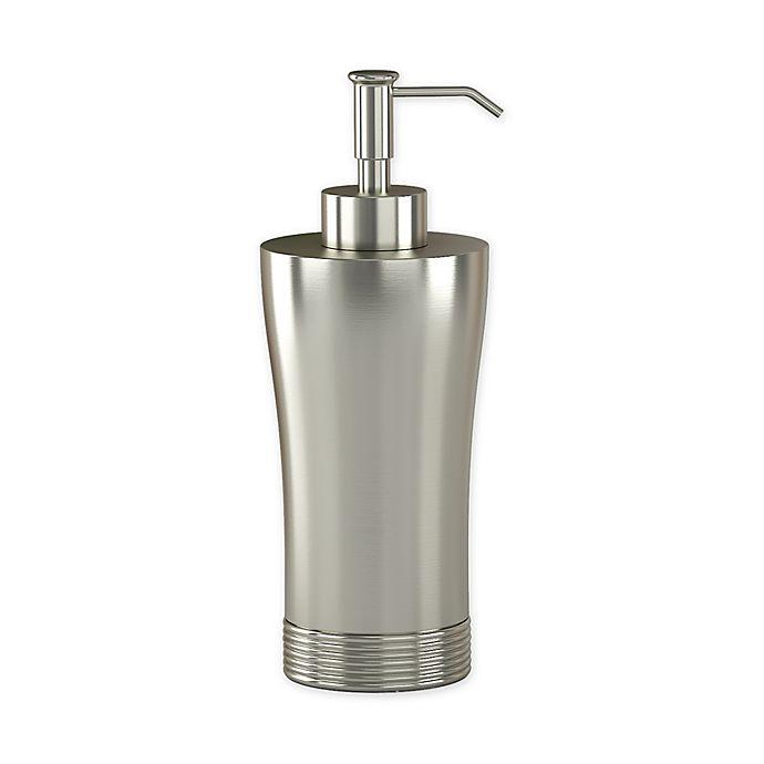 Alternate image 1 for nu steel Special Lotion Dispenser in Pewter