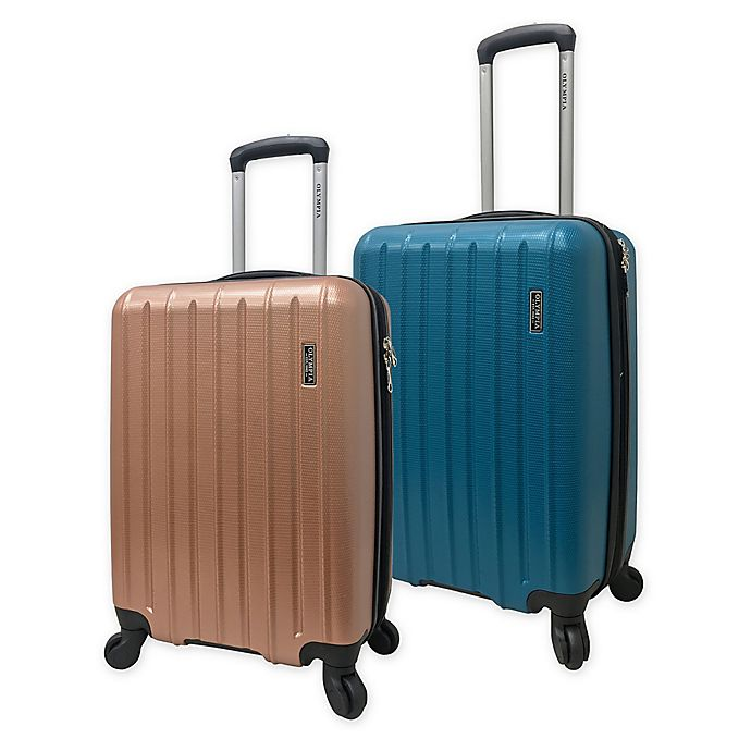 Alternate image 1 for Olympia® USA Raven Expandable Spinner Luggage Collection