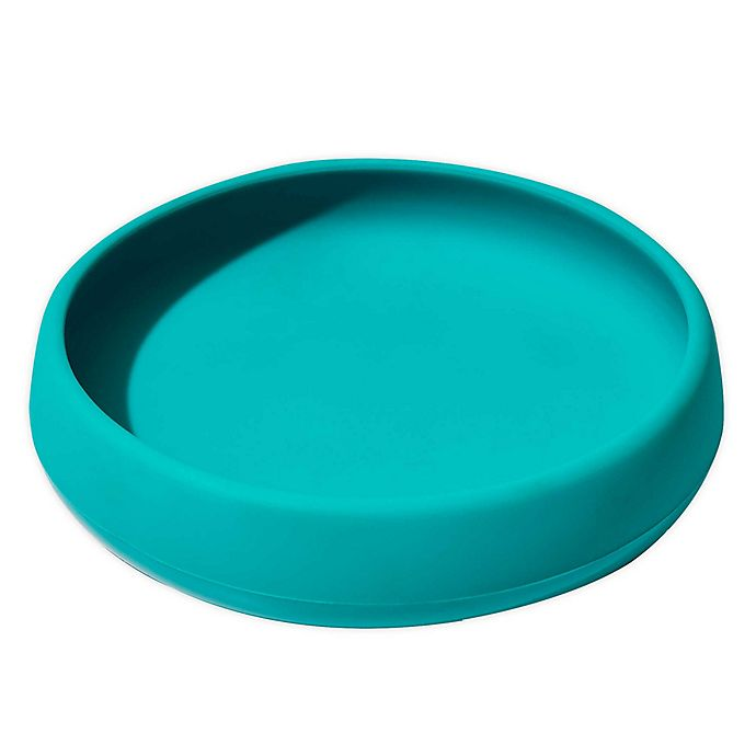 Alternate image 1 for OXO Tot® Silicone Toddler Dinner Plate
