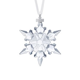 Swarovski Snowflake 3.13-Inch 2020 Annual Edition Christmas Ornament