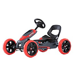 BERG® Reppy Rebel Ride-On in Red