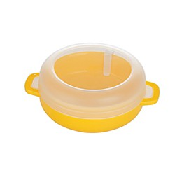 Progressive Prep Solutions® Microwave Breakfast Egg Sandwich Maker in Yellow