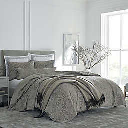 Wamsutta® Collection Harrogate 3-Piece King Coverlet Set in Grey