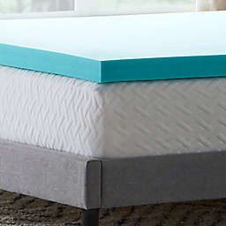 Dream Collection™ by LUCID® 3-Inch Gel Memory Foam Twin XL Mattress Topper