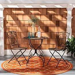 Safavieh Semly 3-Piece Bistro Set