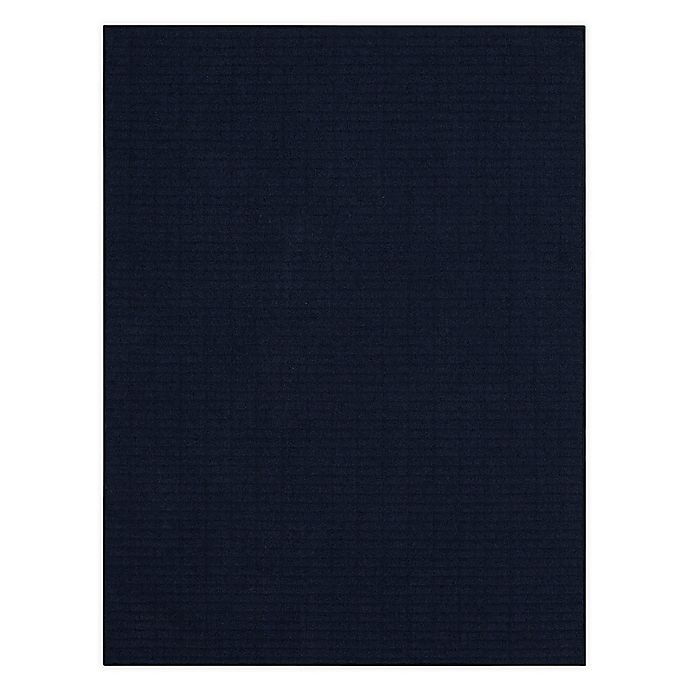 Alternate image 1 for SALT™ Kingston 8' x10' Area Rug in Dark Blue