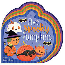 """Five Spooky Pumpkins"" by Danielle Mclean"