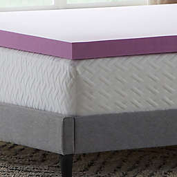 Dream Collection™ by LUCID® 3-Inch Lavender Infused Twin XL Foam Mattress Topper
