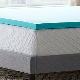 Dream Collection™ by LUCID® 2-Inch Gel Memory Foam Mattress Topper