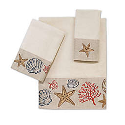 Avanti Sea Treasure Hand Towel