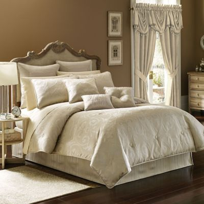 Croscill 174 Grace Comforter Set Bed Bath And Beyond Canada