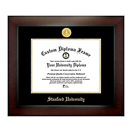 Stanford University 8.5-Inch X 11-Inch Medallion Diploma Frame