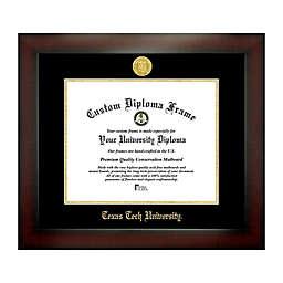 Texas Tech University 11-Inch x 14-Inch Medallion Diploma Frame