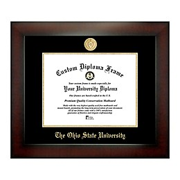 Ohio State University 8.5-Inch X 11-Inch Medallion Diploma Frame