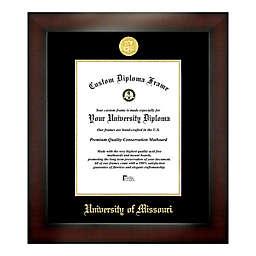 University of Missouri 8.5-Inch x 11-Inch Medallion Diploma Frame