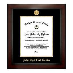 University of South Carolina 14-Inch x 11-Inch Medallion Diploma Frame