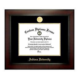 Indiana University 8.5-Inch x 11-Inch Medallion Diploma Frame