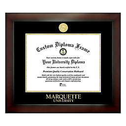 Marquette University 9-Inch x 12-Inch Medallion Diploma Frame