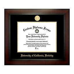 University of California, Berkeley 8.5-Inch x 11-Inch Medallion Diploma Frame