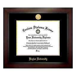 Baylor University 11-Inch x 14-Inch Medallion Diploma Frame