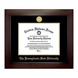 Pennsylvania State University 8.5-Inch x 11-Inch Medallion Diploma Frame