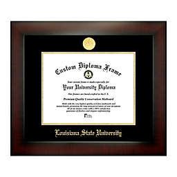 Louisiana State University 8.5-Inch x 11-Inch Medallion Diploma Frame