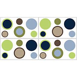 Sweet Jojo Designs Designer Dot Wall Decal Stickers